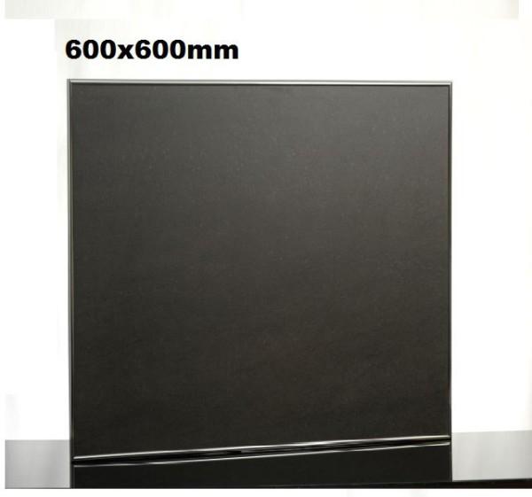 Infrarot Tafel Heizung 400 Watt mit Alurahmen und Wandhalterung von Elbo Therm Elbo therm TA400,TA400
