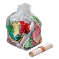 Rossignol 100 pieces transparent trash bags 110 L Rossignol 99105