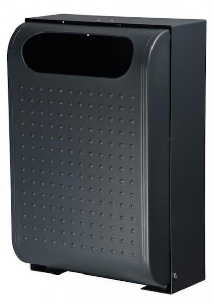 Rossignol Urbanet trash can 30L for wall mounting made of steel Rossignol 56230,56233,56234,56220,56222,56221