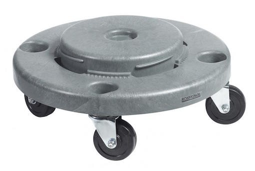 Rossignol Barella caster stand as accessory for Barella waste collector Rossignol 56280,56281