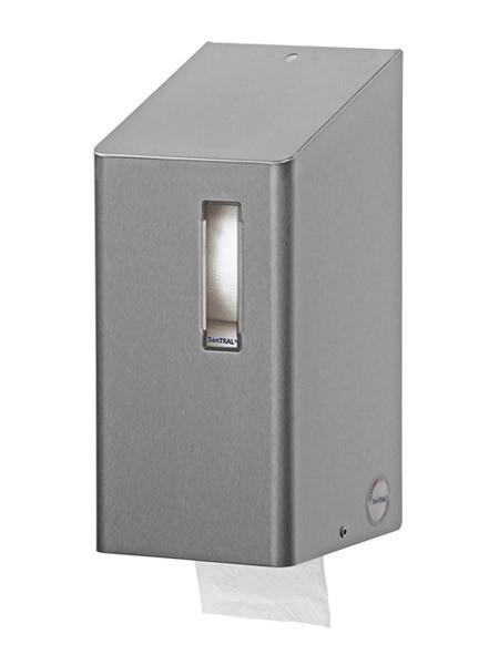 Ophardt SanTRAL TRU Toilettenpapierspender für 2 Standardrollen