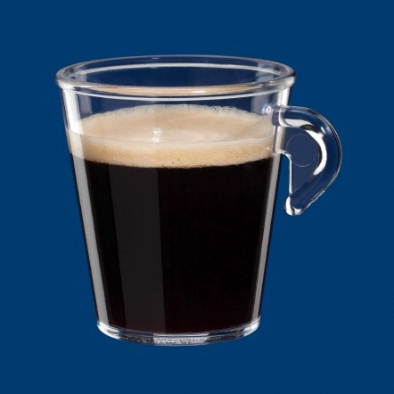 Espresso Tasse 01l SAN - Kunststoff