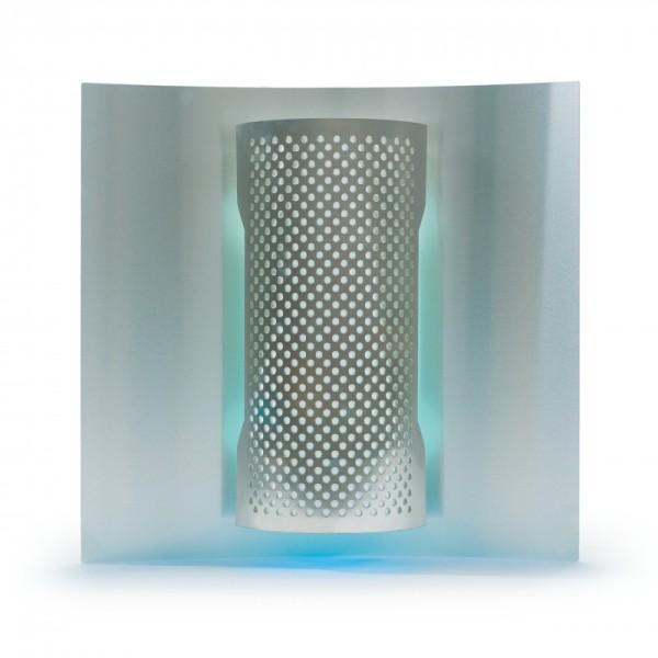 Satalite Design Klebefalle gegen Fliegen und Insekten mit hochwirksamen 18 Watt Insect-o-cutor ZL020
