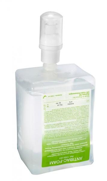 Antibac-Foam 1000ml desinfezierende Schaumseife Hyprom SA 1500-200