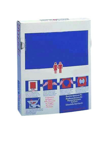 Rossignol Sanipla 25 packets of 200 seat covers for the dispenser HS000965 Rossignol 99701
