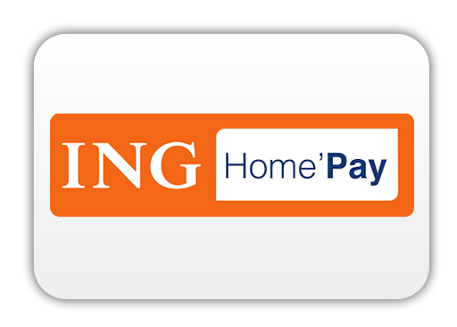 Pay with ING-HomePay