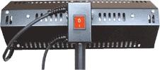 Heatlight mobiler Heizstrahler mit Infrarot Technologie 1...