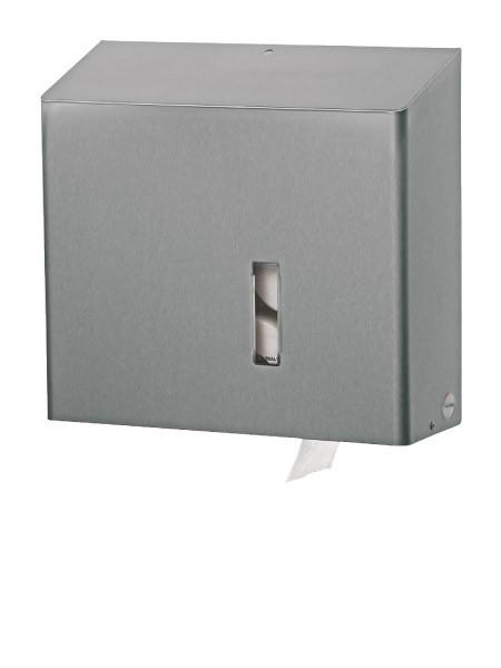 Ophardt SanTRAL MRU Toilettenpapier dispenser voor 4 Standaardrollen Ophardt Hygiene 319800,1538