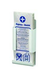 MediQo-line sanitary bag holder for wall mounting MediQo-line 8265,8270,8275