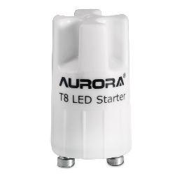 110-265V Polycarbonate T8 LED Starter Accessory Aurora AU-T8STR