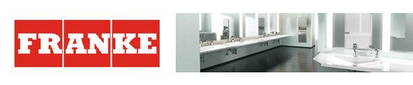 Franke Sanitärausstattung, Waschtische, Prison units, Ausgussbecken, Wassermanagement, Duschen, Ausstattung für Krankenhäuser uvm.