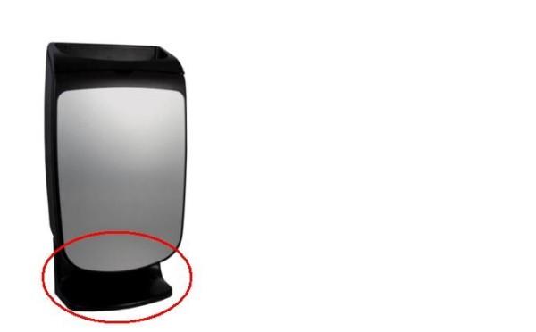 PlastiQline Exclusive Fußgestell für den Abfallbehälter PL000020, PL000022 u. PL000024 PlastiQ-line-exclusive 5741