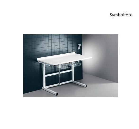 Pressalit freestanding motorized changing table 800 x 1800 mm - max. 150 kg Pressalit R8743