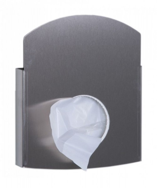 Dutch-Bins Sanitary bag dispenser for paper and plastic bags Dutch-bins 13062,13063
