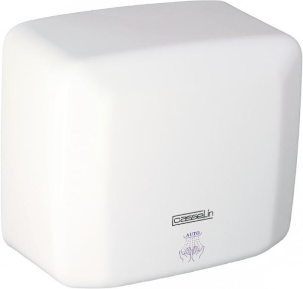 Casselin HŠndetrockner 2500 W mit Infrarotsensor - Wei§ lackiert oder Edelstahl Casselin C1BLANC,C1INOX