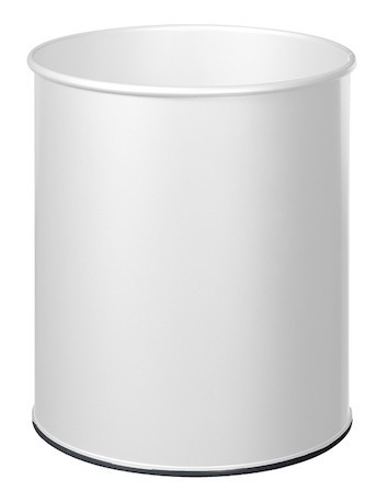 Rossignol Papea paper bin 30L made of anti-UV powder coated steel Rossignol 59802,58999,59803,59798,59799,59806,59848,59849,59850,59851
