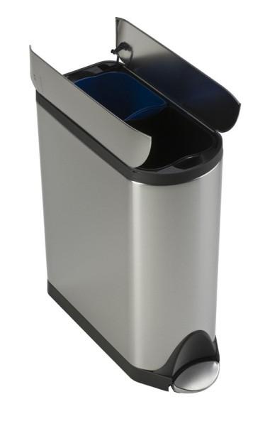 Butterfly Recycler 2 x 20 litres, Simplehuman Simplehuman VB 015637