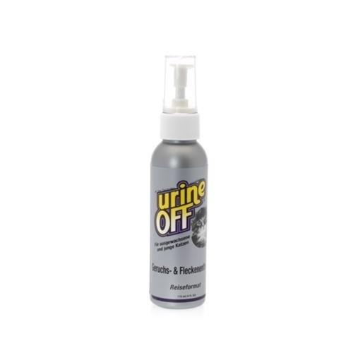 UrineOff Formula Spray fŸr Kleintiere 118ml Urine Off UrineOff Formula Spray fŸr Kleintiere 118 ml