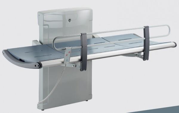 Pressalit Dusch- und Pflegeliege 3000 mit Elektromotor, 1300mm oder 1800mm Länge Pressalit R8533,R8538
