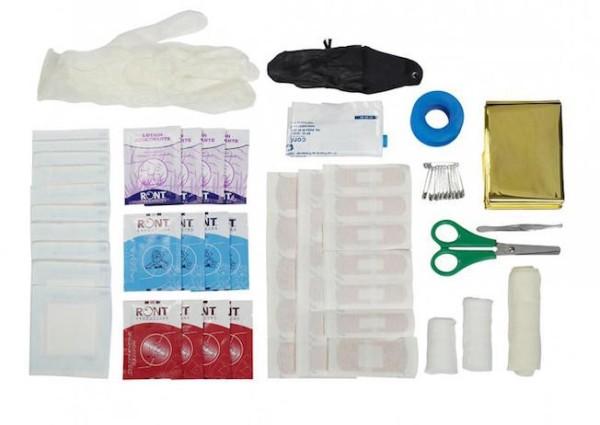 Rossignol Clinix Erste Hilfe Set geeignet für den Medizinschrank Clinix Standard Rossignol 99712