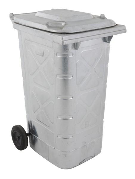 Mini Container Verzinkt 240 Liter VB 240100