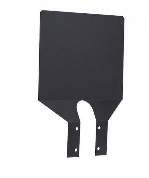Rossignol Collec signage panel made of anti-UV powder-coated steel Rossignol 58486