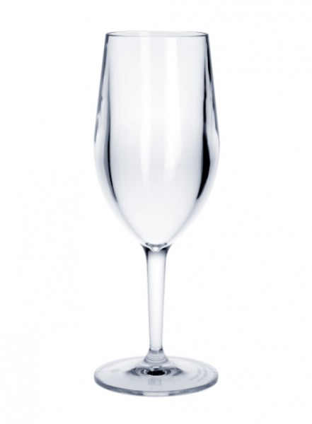 Plastic wine glass Vinalia 1/8l SAN crystal clear reusable dishwasher safe Schorm GmbH 9080