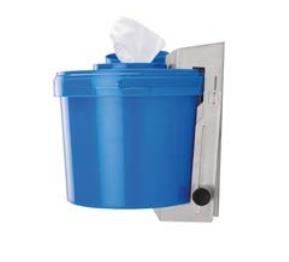 Ophardt SanTRAL FTSH 4 Bracket system for wet-wipes dispenser 1420252