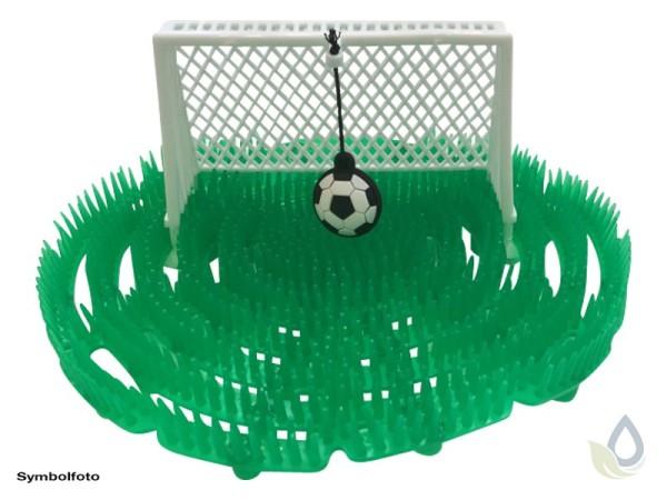 Set ProdiScreen Urinal-Sieb mit Fußballtor passend für alle Fußball Fans