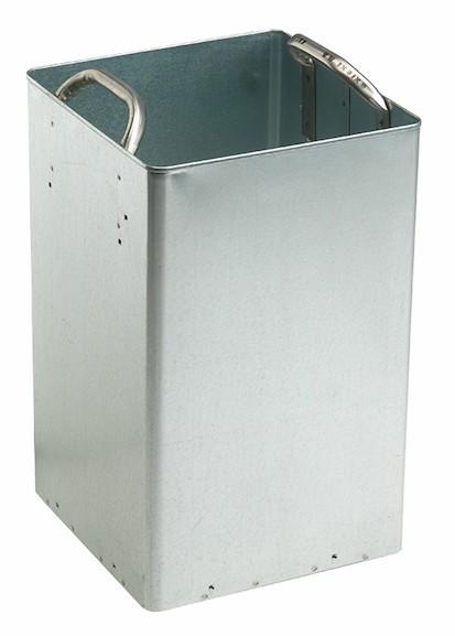 Rossignol Eden Innebehälter aus verzinktem Stahl mit Griffbügel Rossignol 56781
