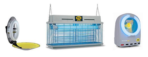 Insektenvernichter, elektrische Insektenvernichter, Klebefolie, HACCP, Ventilator Insektenfalle für Privat, Gastronomie, Restaurant