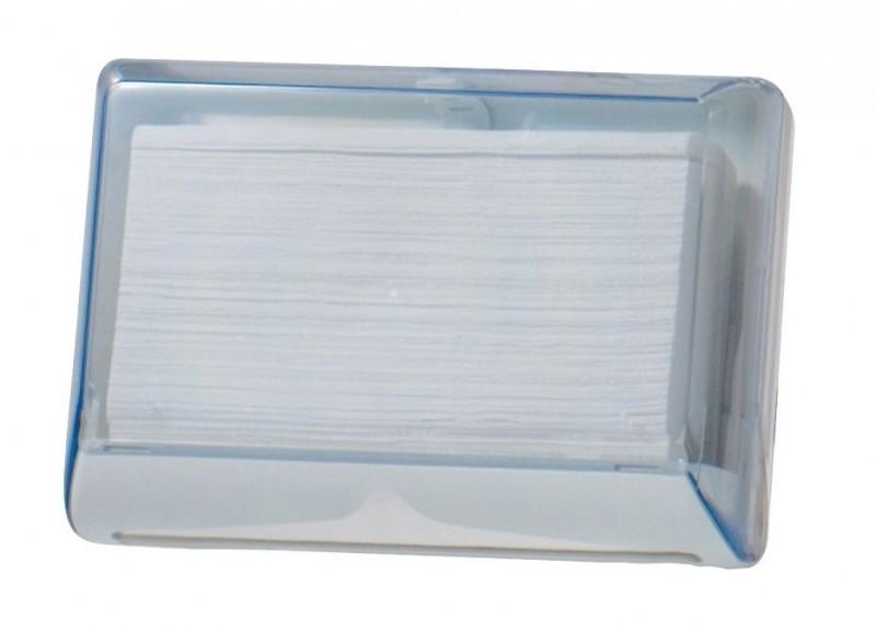 Papierhandtuchspender MP 839 TransparentWeiss