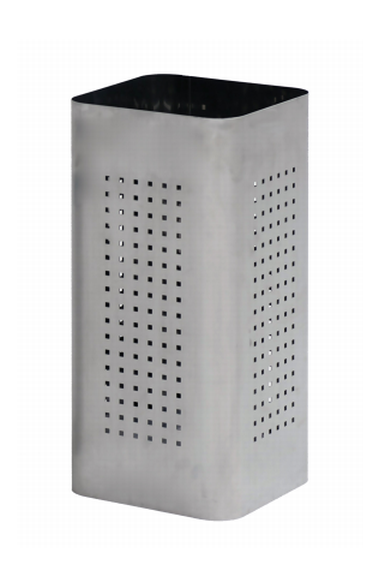 Graepel G-Line Pro QBIN umbrella stand made of brushed stainless steel 1.4016 G-line Pro K00021299