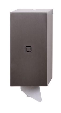 Qbic-line Toilettenpapierspender Einzelblatt Qbic-line 6995