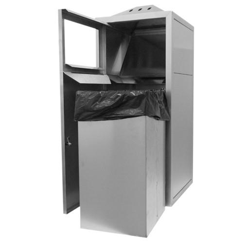 Hochwertige Design Aussenaschenbecher - Mülleimer