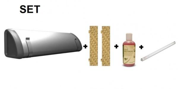 SET Insect-O-Cutor + 2x 12 Glueboards + Attractant Nectar + UV tube Insect-o-cutor ZL055,INL170,I200,TGX15-18S