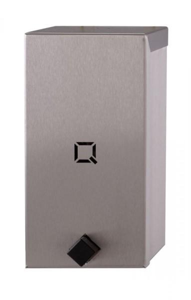 Qbic-line Seifenspender aus Edelstahl 900 ml Qbic-line 6730,7300,7350