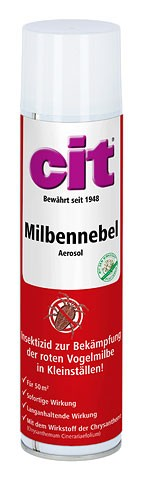 Cit mite mist machine 400ml to fight the poultry mite Cit 15438