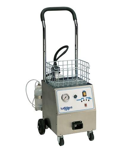 CIMEL Vapor.Net 3400W Dampfreinigungsanlage mit Einspritzpumpe - Vakuum optional Cimel-turbolava VAPOR.NET 3400W,VAPOR.NET 3400W VAC