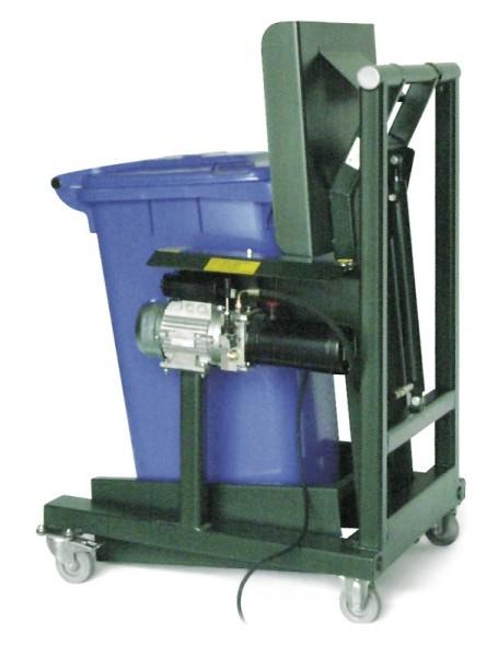 Elektrisch Hydraulische Hebe- Kippinstallation 370 Watt VB 970020