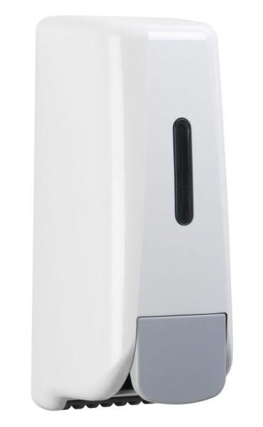 Hyprom Desinfektion & Seifenspender foam Druckknopf Weiß - 400ml Hyprom SA  Foam n Wash mini LW