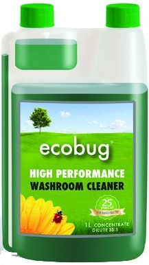 EcoBug® High performance Washroom Cleaner - 1L Konzentrat Ecobug  E1004