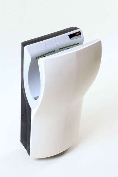 Mediclinics Dualflow Plus Automatic hand dryer with HACCP - energy saving