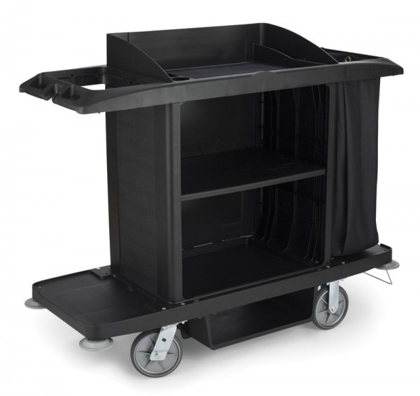 Rubbermaid Hotelwagen Kunststoff groß Rubbermaid VB 006189