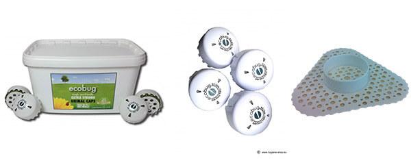 EcoBug wasserloses Urinal Zubehör