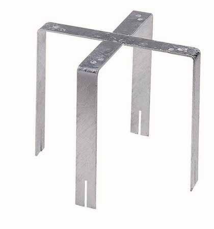 Rossignol Eden mounting feet made of galvanised steel Rossignol 58155