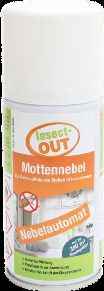 Mit dem Wirkstoff der Chrysantheme - Mottennebel 150 ml - Insect-OUT®