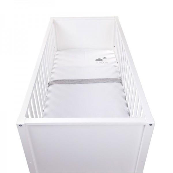 Childhome Duvet cover + pc 100x150 CCFSCW