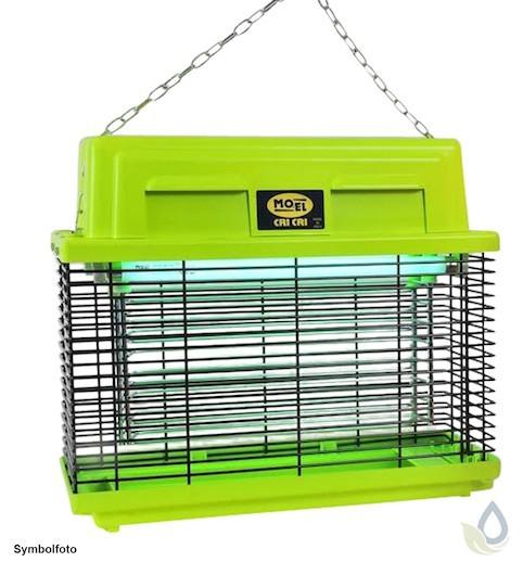 Moel Fluo Insektenvernichter 309 erhältlich in Rot oder Grün