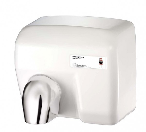Dan Dryer Maxi hand dryer 2400W with infrared sensor and electronic timer Dan Dryer A/S 272